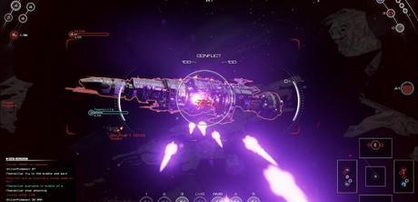 Fractured Space  Combat
