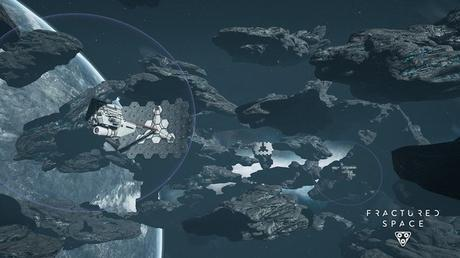 Carte Fractured Space