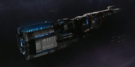 Fractured Space vaisseau 1