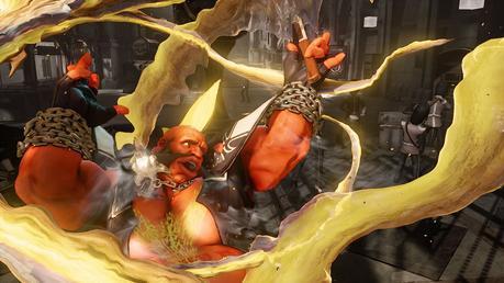 Street Fighter V Sortie PC et PS4