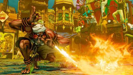 Street Fighter V Sortie PC et PS4 screen4