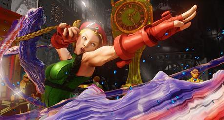 Street Fighter V Sortie PC et PS4 screen1