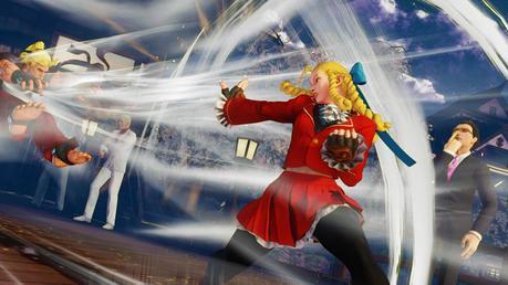 Street Fighter V Sortie PC et PS4 screen2