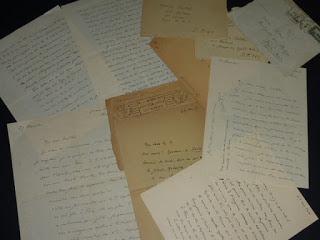 Lettres à Maurice Saillet