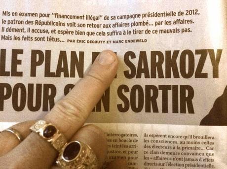 459ème semaine politique: la fin de Sarkollande