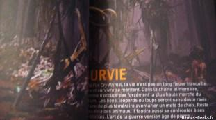 P1100293 Far Cry Primal - Unboxing de l'ĂŠdition collector - PS4
