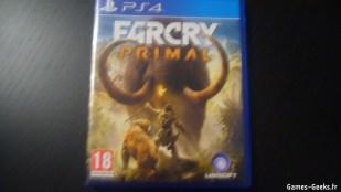 P1100280 Far Cry Primal - Unboxing de l'ĂŠdition collector - PS4