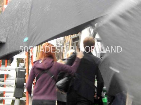 Photos sur le tournage de Fifty Shades Darker- Day 2  to Day 5