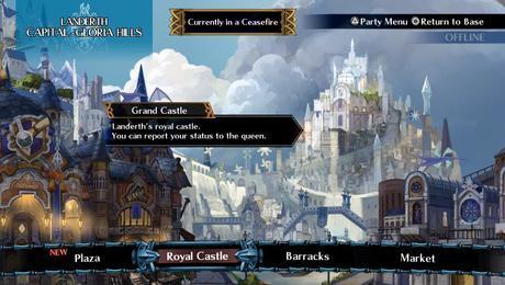 NIS America Grand Kingdom PS4 PS Vita précommande nouveau trailer screenshots 13