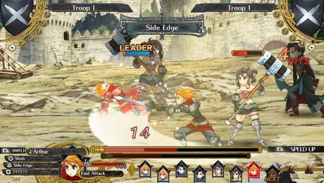 NIS America Grand Kingdom PS4 PS Vita précommande nouveau trailer screenshots 16