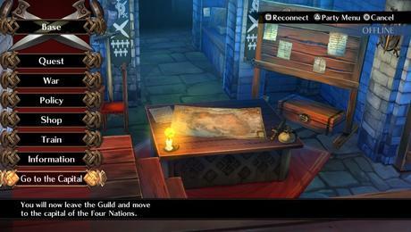 NIS America Grand Kingdom PS4 PS Vita précommande nouveau trailer screenshots 12