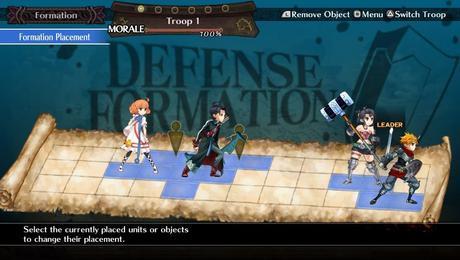 NIS America Grand Kingdom PS4 PS Vita précommande nouveau trailer screenshots 15