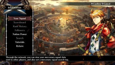 NIS America Grand Kingdom PS4 PS Vita précommande nouveau trailer screenshots 1