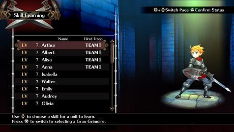 NIS America Grand Kingdom PS4 PS Vita précommande nouveau trailer screenshots 10