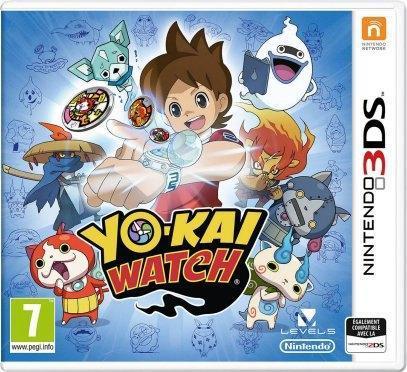 Yo-Kai Watch France Nintendo 3DS  pckshot