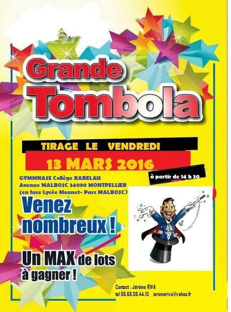 tombola montpellier