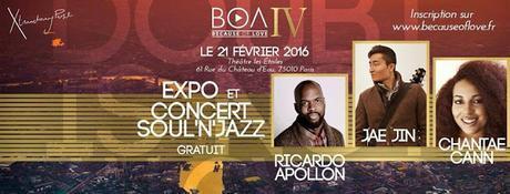 BOL 4* : Du groove au théâtre des Etoiles de Paris