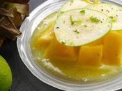 Ananas Huile d'olive, Miel Citron vert #AlainPassard