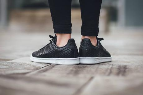 adidas stan smith « Core Black » - À Lire