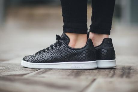 adidas stan smith « Core Black » À Lire