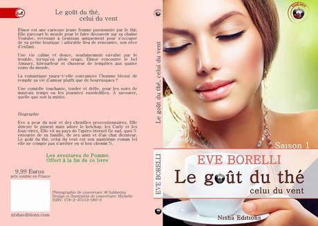 Ma petite Interview avec Eve Borelli qui nous parle du Goût du Thé