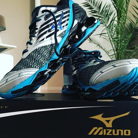 "Test running : la chaussure running ""Mizuno Wave Prophecy 5"""