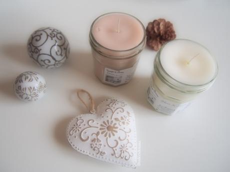 Douceur et senteur avec les bougies de Charroux