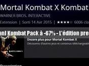 [Bon plan] Mortal Kombat L'édition presque (Kombat Pack -67%)
