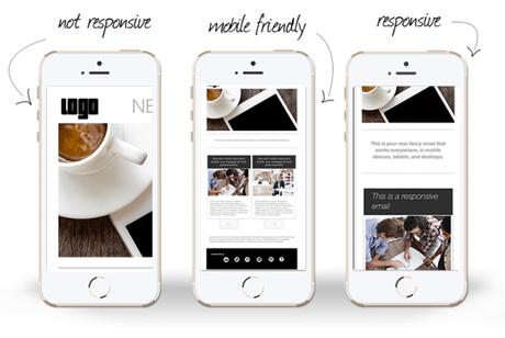 Newsletter Responsive - 600 pixels - Conseils Creads