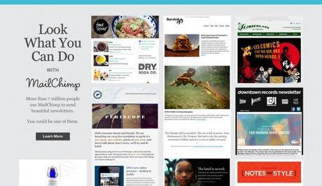 Créer son template de Newsletter avec Mailchimp - Conseil Creads