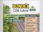 Anti-mousse Naturel Terrasses bois extérieurs Côté Nature