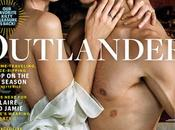 Outlander photoshoot pour