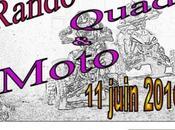 Rando moto-quad foyer rural Concèze (19), juin 2016