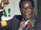 Robert Mugabe annonce volonté nationaliser mines diamant Zimbabwe