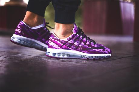 Nike Air Max 2016 iD « Purple Rain » par Sneakers Addict™