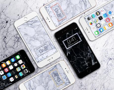 Fond D Ecran Votre Iphone Va Rester De Marbre A Decouvrir