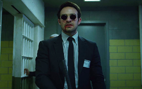 Les critiques // Daredevil : Saison 2. Episode 10. The Man in The Box.