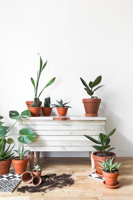 Make It Meuble de jardin pour intérieur et extérieur ADC x Leroy Merlin