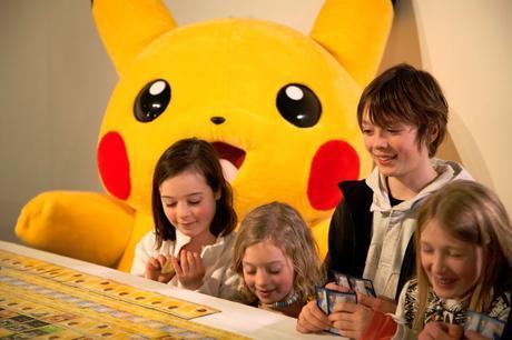 La plus grande carte Pokémon du monde livre des records Quentin Devine256
