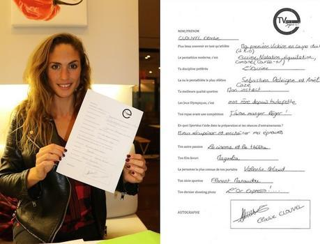 Signée Elodie Clouvel
