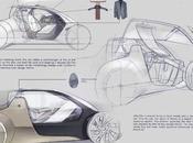 Meilleur design d'intérieur automobile Brieux Masson