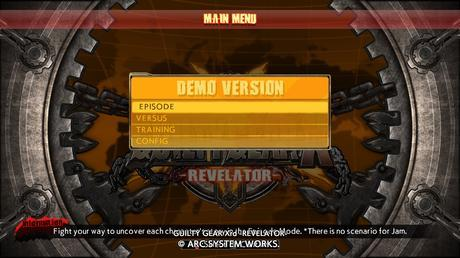 GGXrdR - Demo6