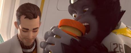 Premier épisode série d'animation Overwatch e01