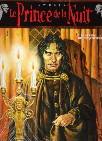 Le Prince de la Nuit - II - La lettre de l'inquisiteur