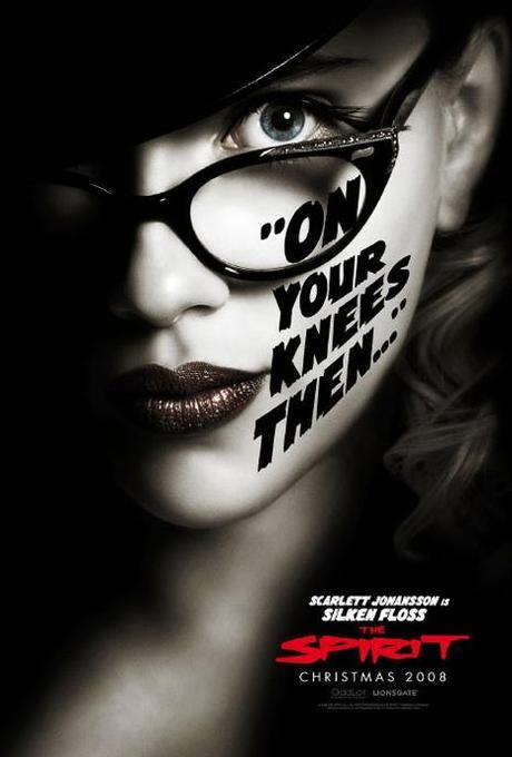 Scarlett Johansson illumine la nouvelle affiche de