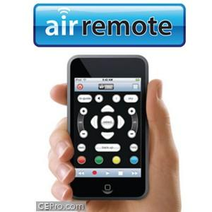 Air Remote iPhone Telecommande