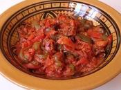 Salade poivrons marocaine