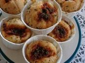 Muffins thon tomate