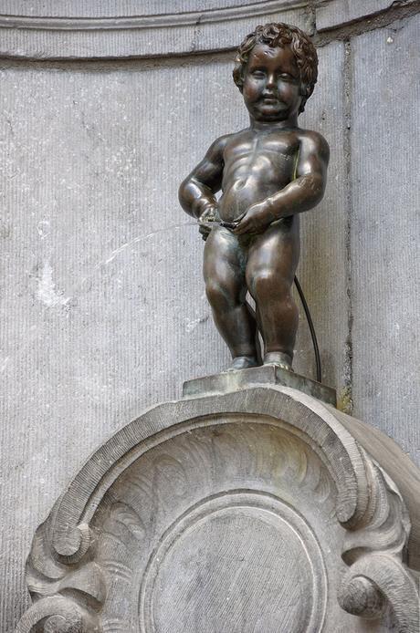 Les Belges sont aussi les maîtres de l'art de rue savoureux et décalé.