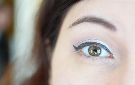 eyeliner boho green
